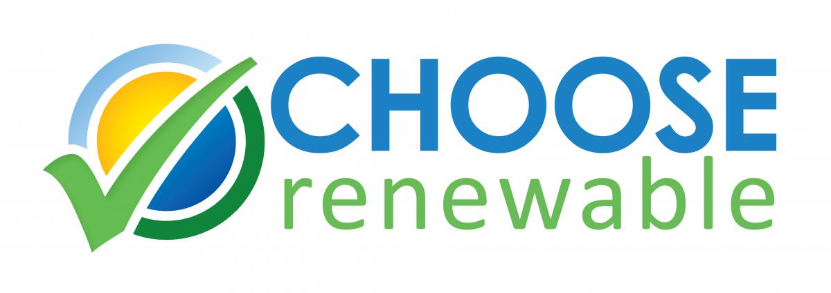 Choose Renewable Logo